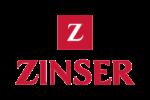 Referenzen Logos Zinser