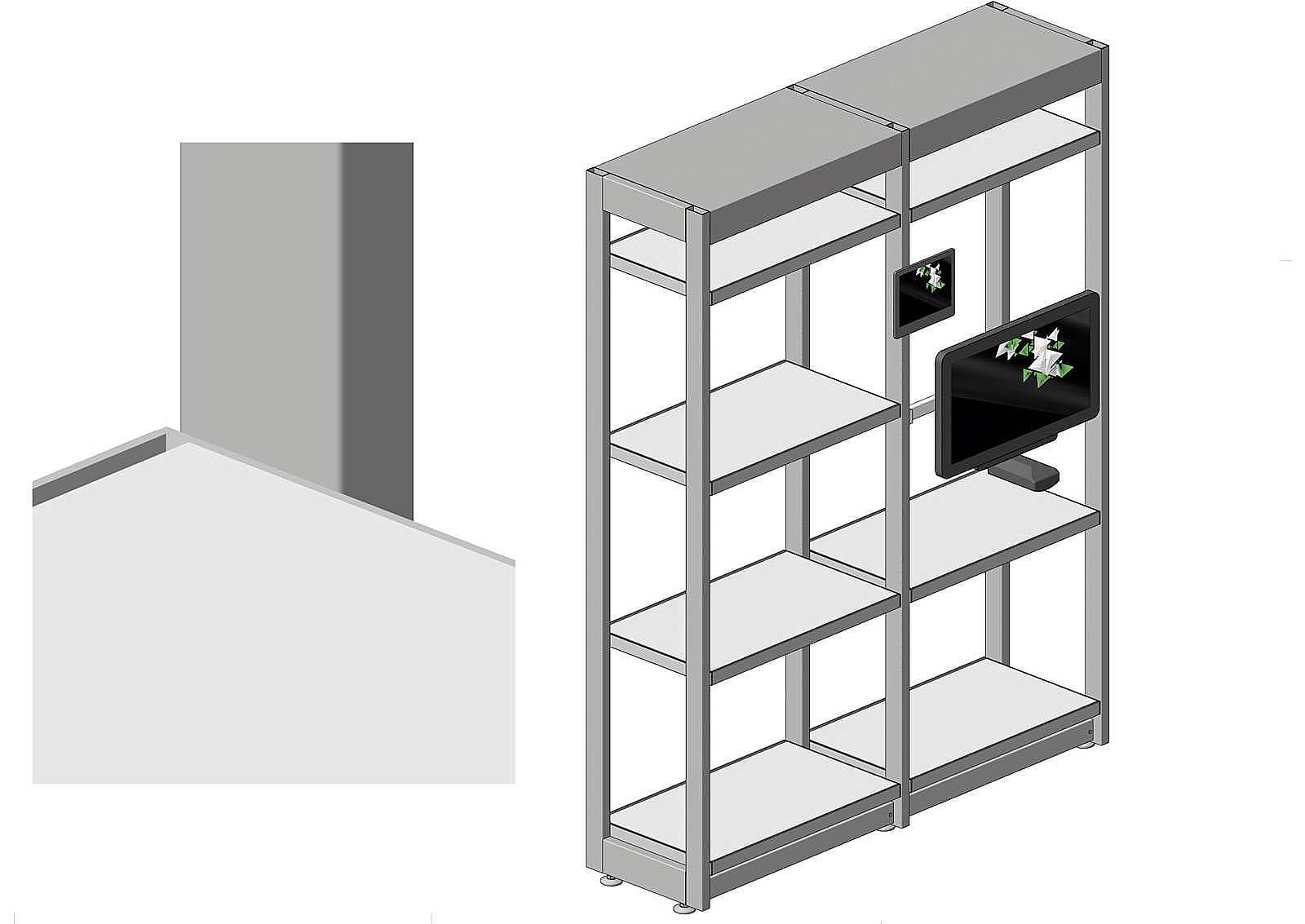 System step - KRAISS systems